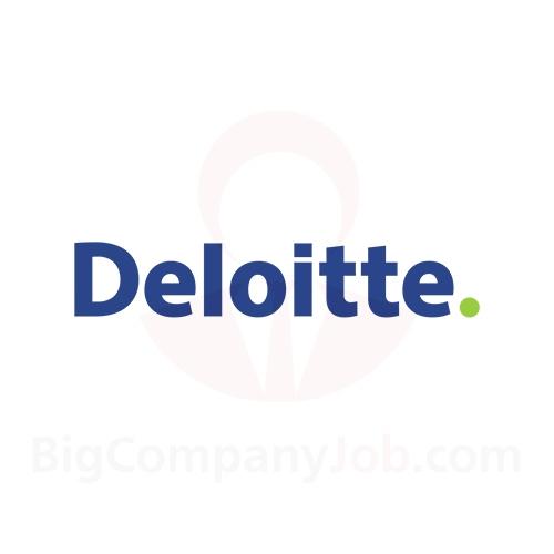 Logo: Deloitte